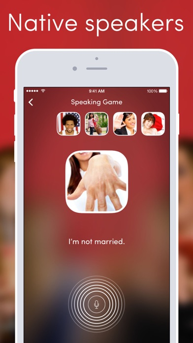 Go Talk - Learn Languages Screenshot on iOS