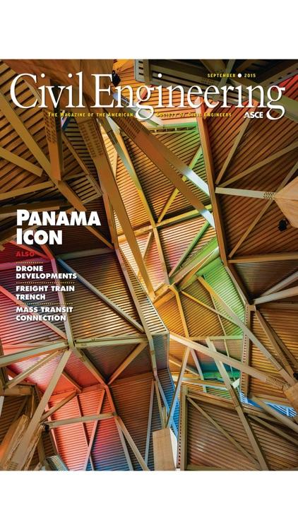 Civil Engineering Magazine
