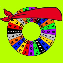Blindfold Fortune Wheel