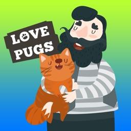 Cute Pet - Animal Stickers