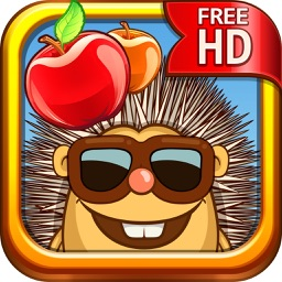Hedgehog – Lost apples HD