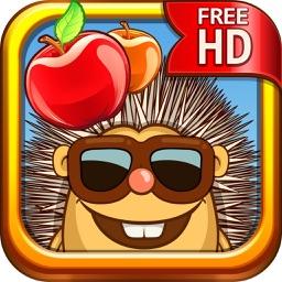 Hedgehog – Lost apples HD