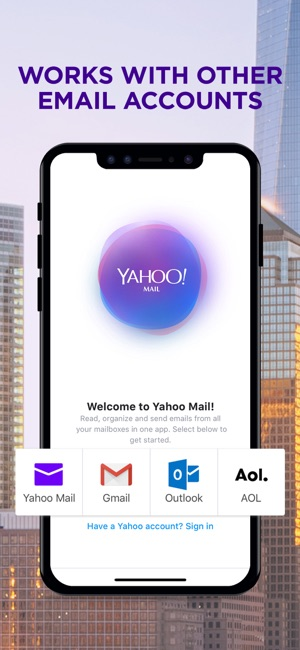 Yahoo mail on the app store screenshots reheart Gallery
