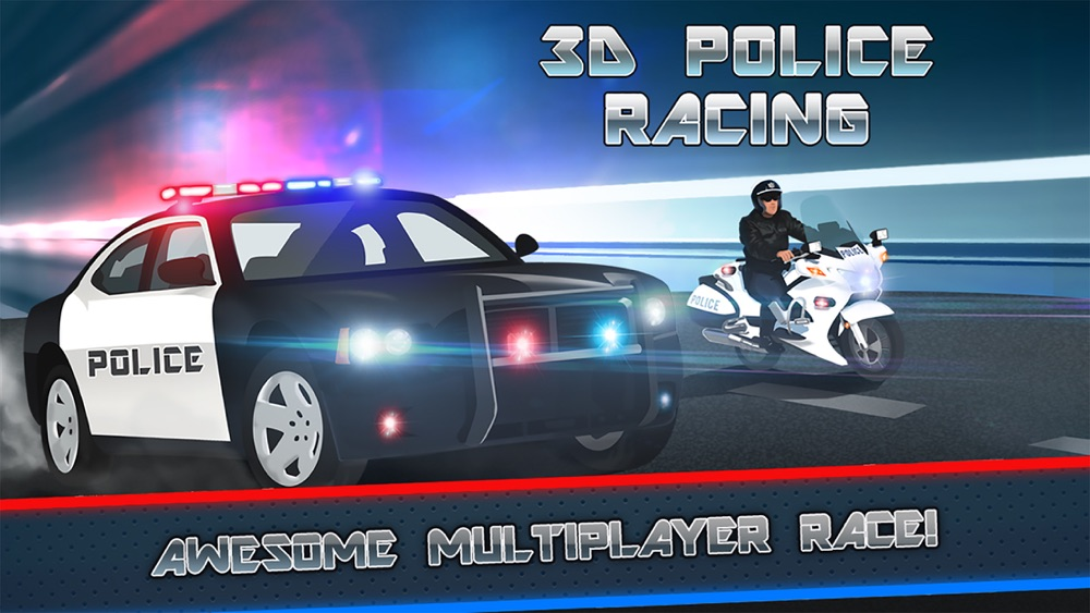 Police Chase Racing – Fast Car Cops Race Simulator Cheat Codes