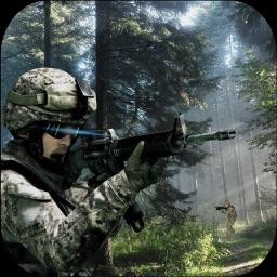 IGI Commando Jungle Strike 3D