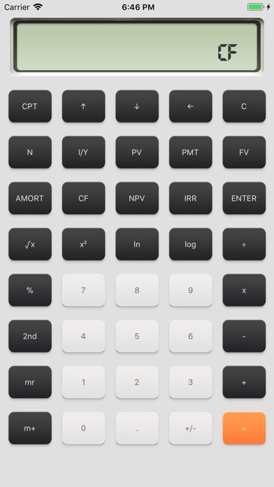 Screenshot #2 for financial calculator一