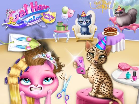 Cat Hair Salon Birthday Party screenshot 10