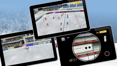 Athletics 2: Winter Sports Pro screenshot 2