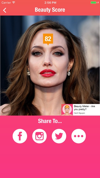 Beauty Meter - Are you pretty?
