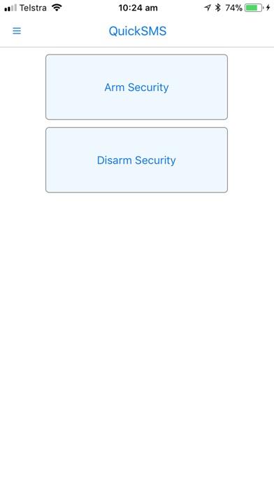 Instant SMS screenshot #1