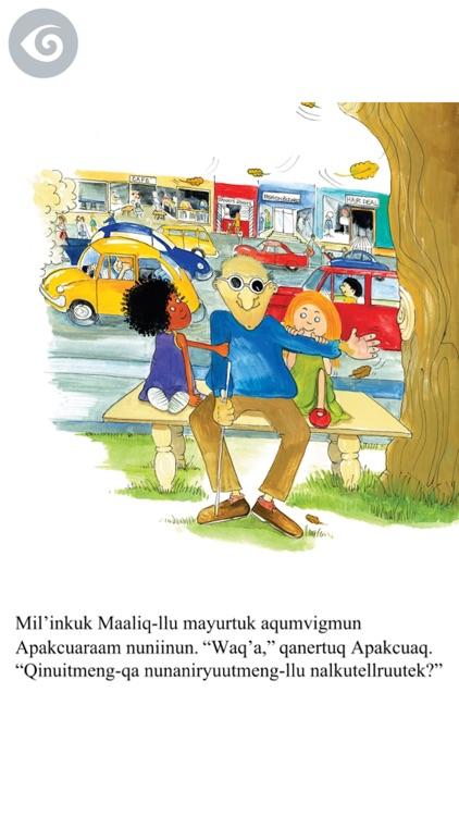 Mil'iq, Maaliq, Apakcuaq-llu