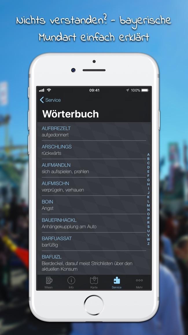 Wiesn 2018 - Oktoberfest 2018 Screenshot