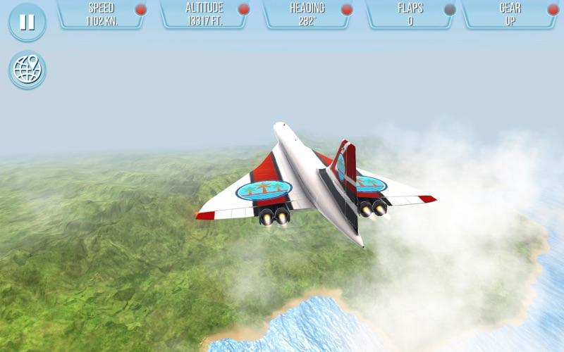 Take Off The Flight Simulator Screenshot - 4