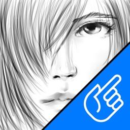 Finger Sketch - Pencil Filters