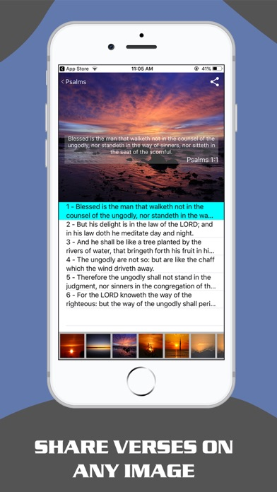 Proverbs & Psalms - King James | App Price Drops