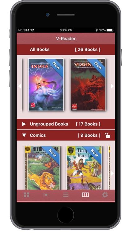 V-Reader screenshot-3