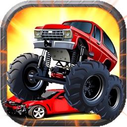 Monster Truck-Demolition Derby