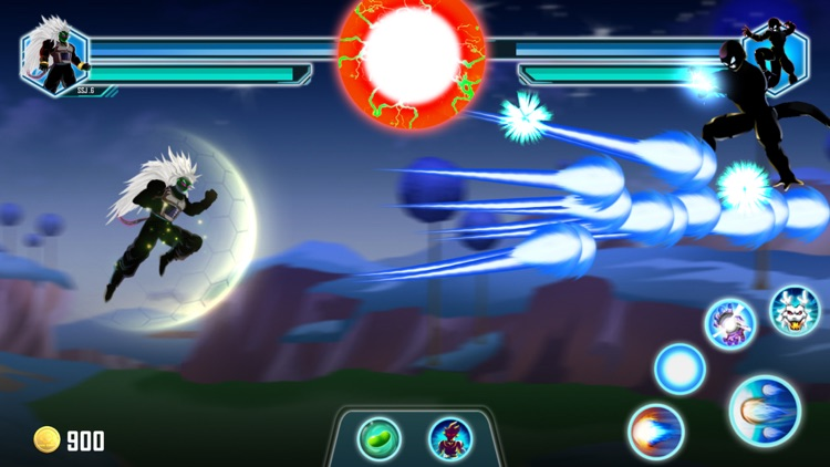 Dragon Shadow Battle Warriors screenshot-0