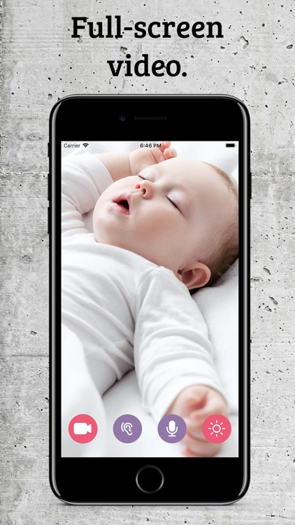 Baby Monitor Duo (VoIP)