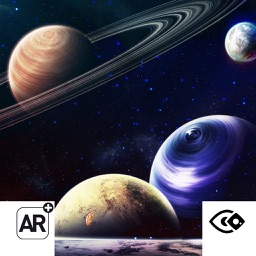 AR Solar System Space Explorer