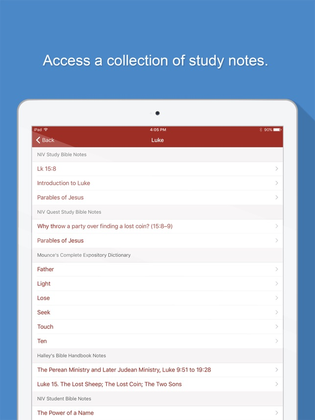 Bible Gateway on the App Store