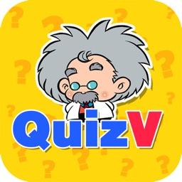 QuizV - Trivia Quiz Game
