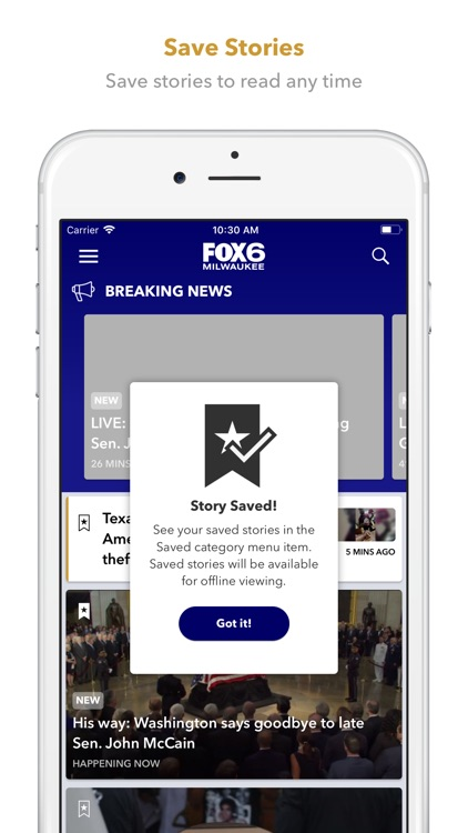 FOX6 screenshot-1