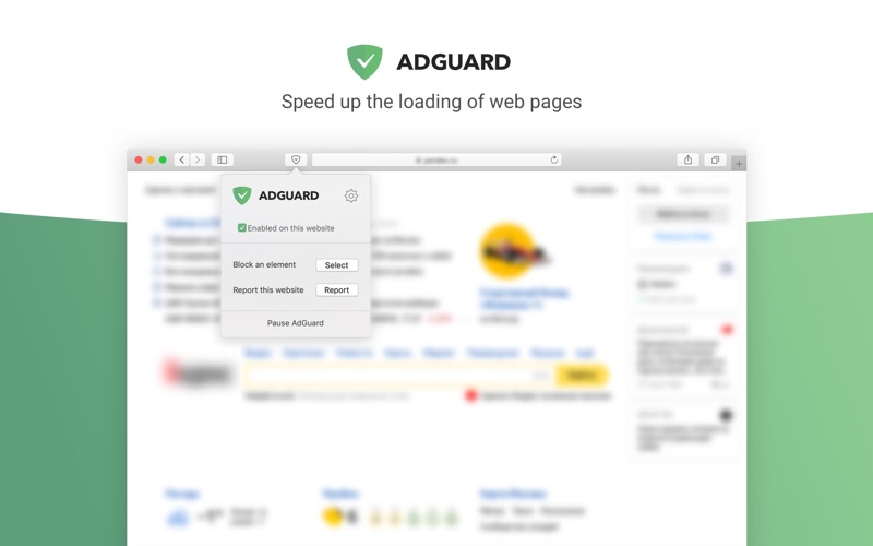 AdGuard for Safari for Mac