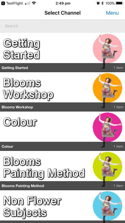 Blooms screenshot-1