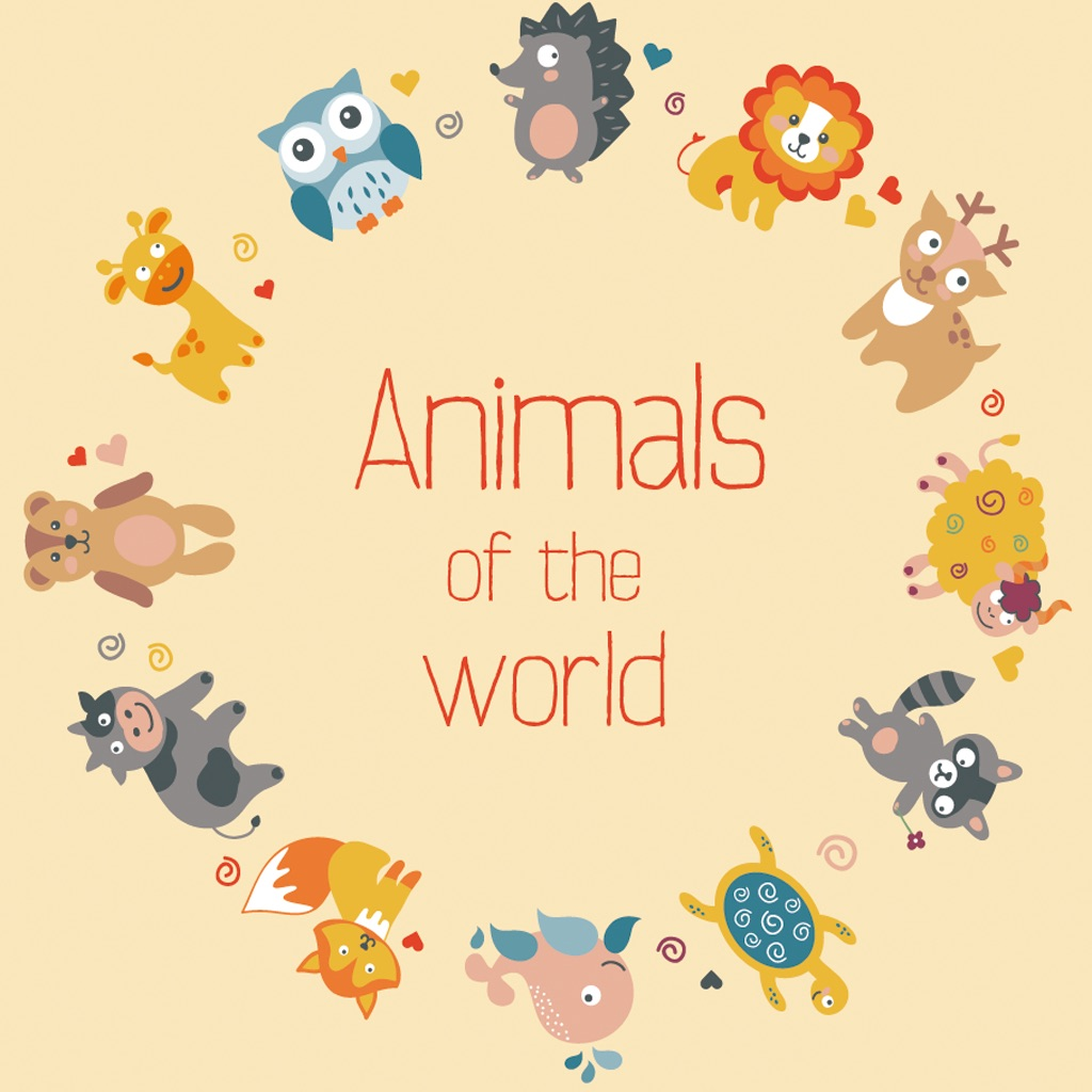Animated Animals of The World Free Kids & Baby Games! Various Learn-ing Challenges with Happy Puppies: Memo-rize, Count-ing, Spell-ing, Puzzle Images hack