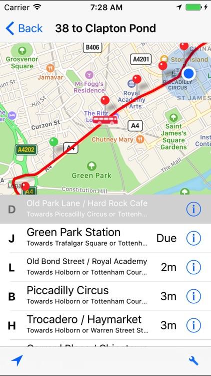 BusMate London Lite screenshot-3