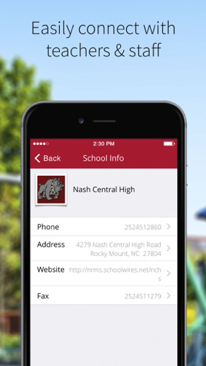 Nash-Rocky Mount PS on the App Store