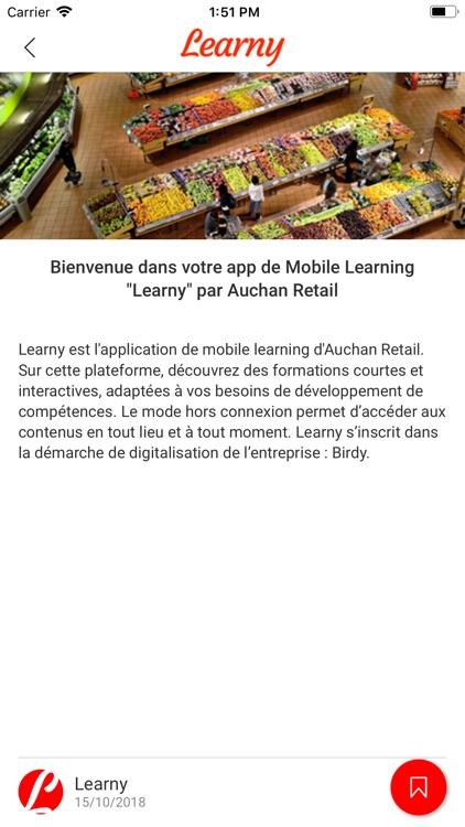 Carte Auchan Retail.Auchan Learny By Auchan Retail International