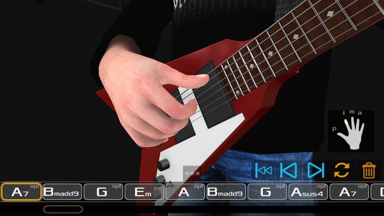 Guitar 3D - Chords, Strums App screenshot-4