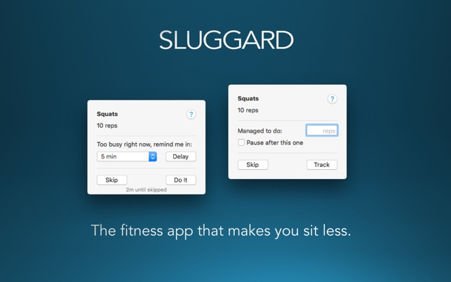 Sluggard: Healthy Break Screenshot