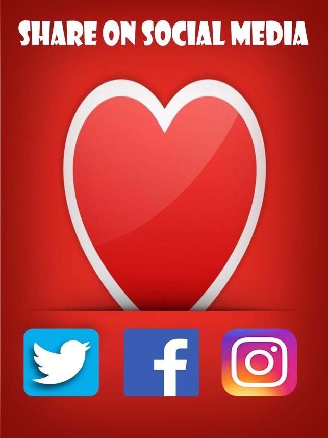 Love Frames-Valentine PhotoLab im App Store