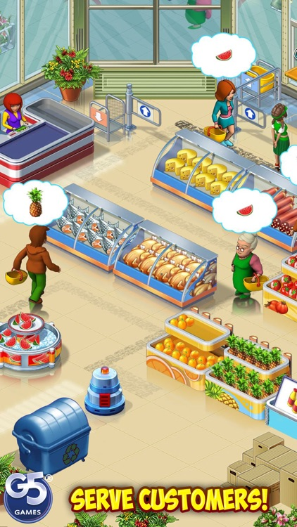 Supermarket Mania® Journey screenshot-1