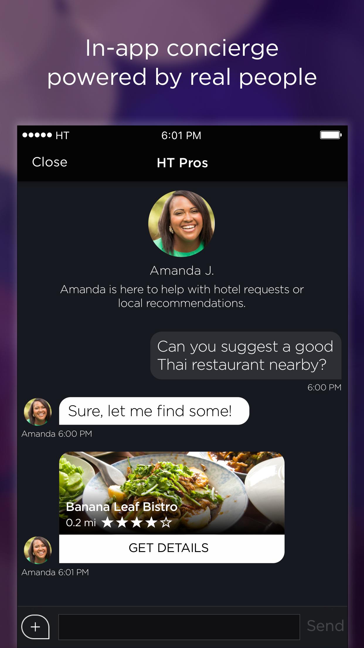 HotelTonight - Hotel Deals Screenshot