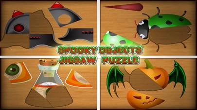 Spooky Objects Jigsaw Puzzle screenshot three
