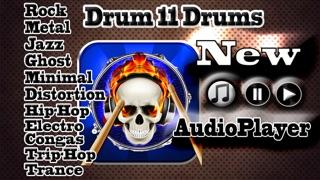Batteria Stage (11 Drums Sets)