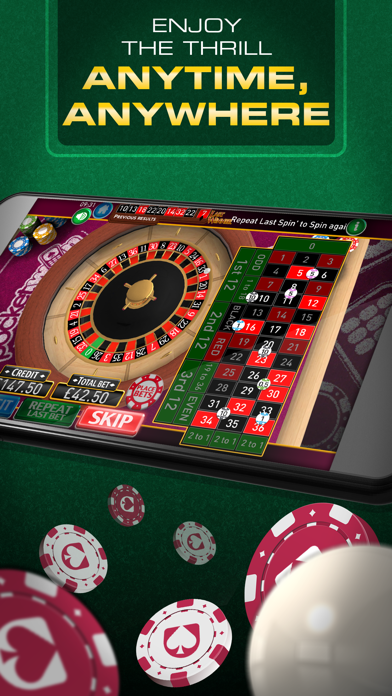 Roulette by PocketWin screenshot four