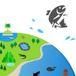 釣りゲーム フィッシング&キャッチ