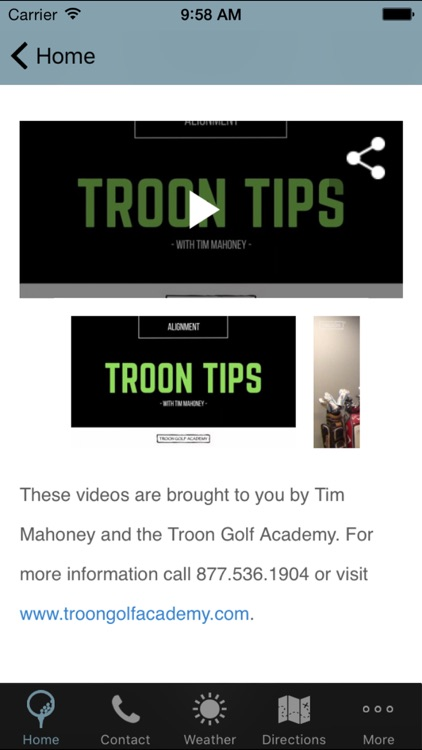 Ashwood Golf Course screenshot-3