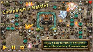 Myth Defense HD:光の軍団のおすすめ画像2