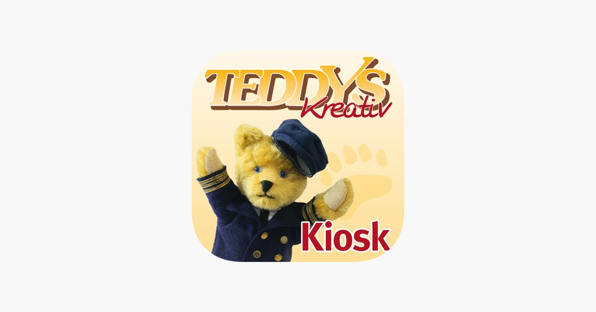TEDDYS kreativ on the App Store