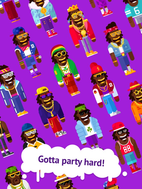 Partymasters - Fun Idle Game screenshot 10