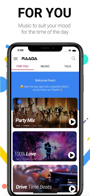 Raaga A World Of Music On The App Store