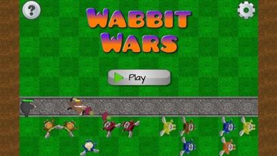 Wabbit Wars screenshot one
