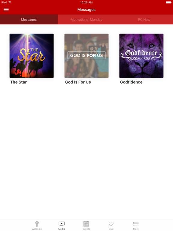 Rescue Church App screenshot 5