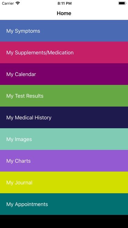 Chronic Illness Monitor
